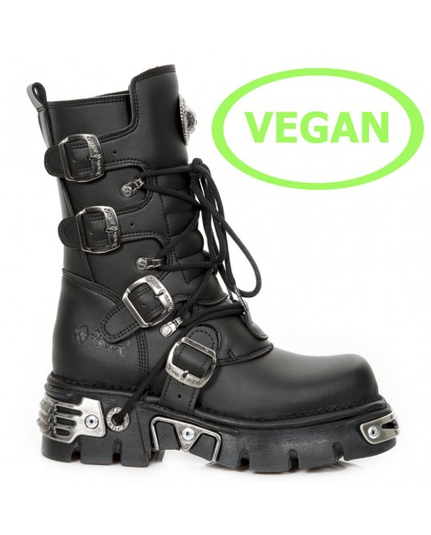 Bottes GOTH - New Rock - M.107-S1-42.