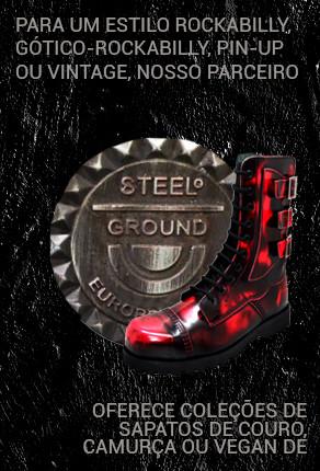 Steelground - Nosso parceiro