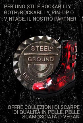 Steelground - Il nostro partner